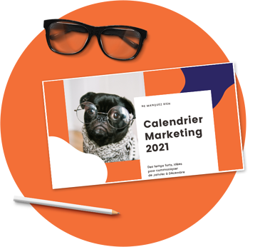 Calendrier marketing 2021