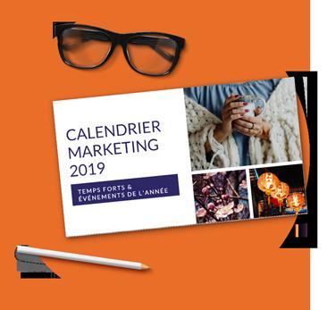 Calendrier marketing